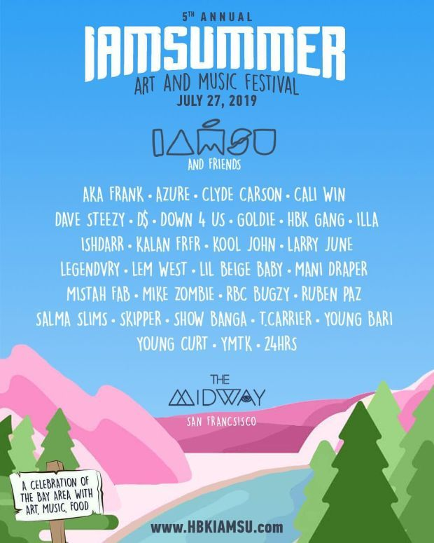 2019-iamsummer-lineup